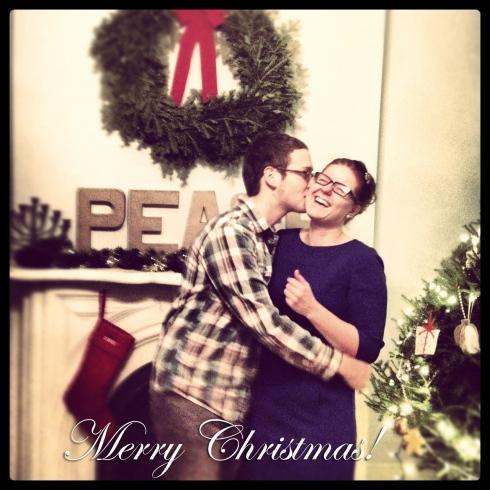 GH and I Christmas