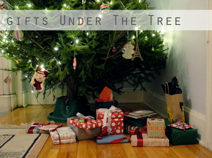 Gifts Under The Tree