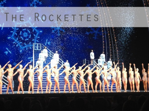 The rockettes 2012
