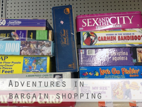 Board Games Salvation Army