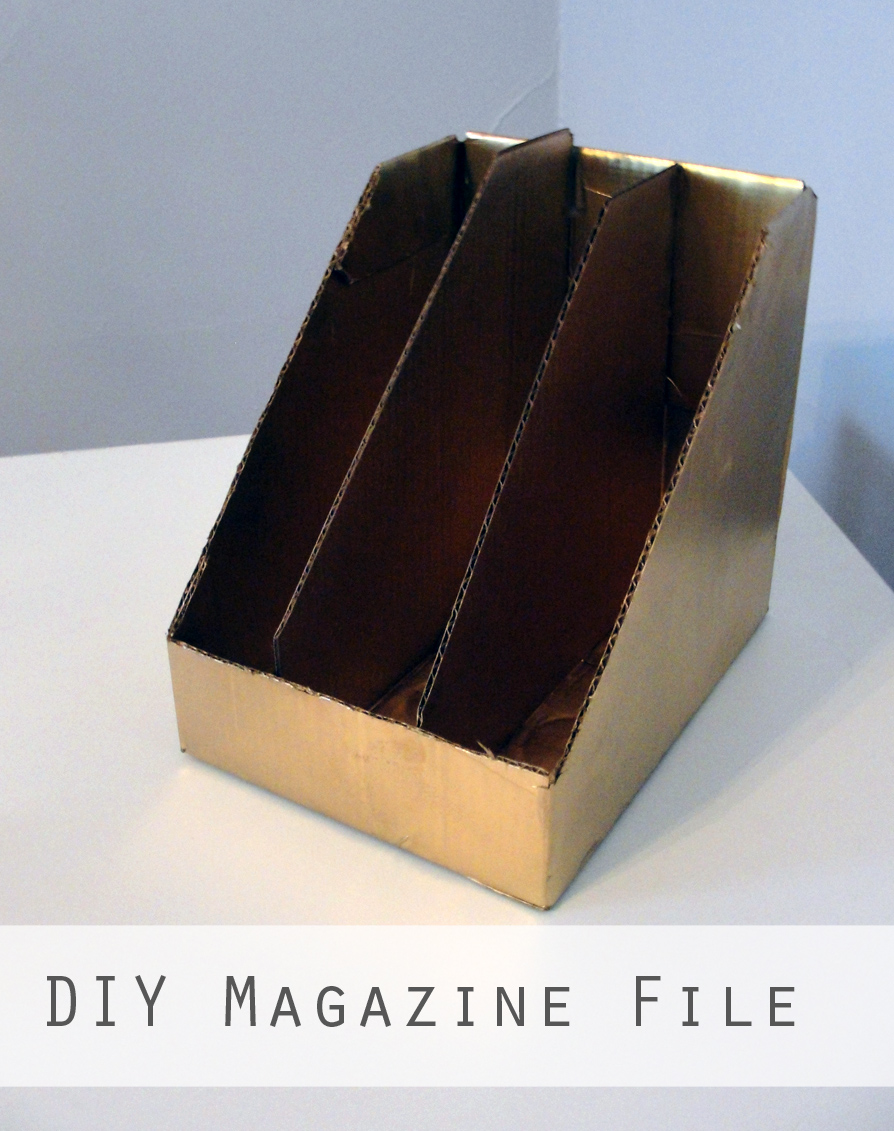Diy Magazine File