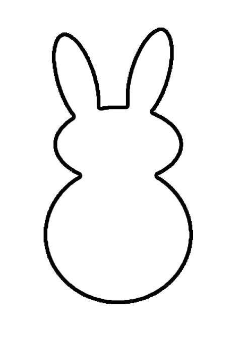 bunny_shape_outline